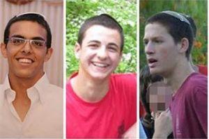 Gilad, Naftali et Eyal seront enterrés côte à côte à Modiin