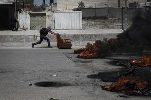 Graves affrontements près de Ramallah : 2 arabes abattus