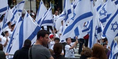 New York, la plus grande manifestation au monde de soutien à Israël (photos)