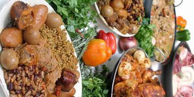 Recette de cuisine la dafina victoria berdugo - Cuisine juive sefarade ...